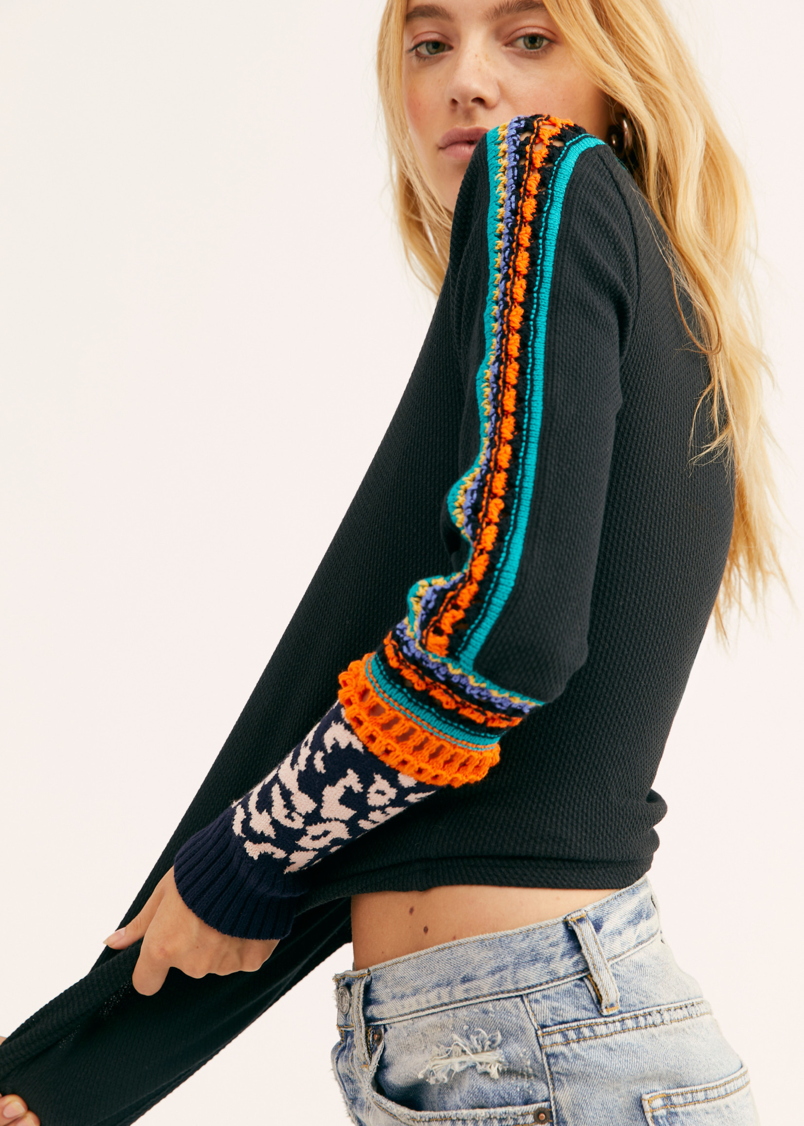 Free People Free People Switch It Up Thermal