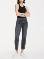 7 For All Mankind Abbey Luxe Vintage Seam Jean