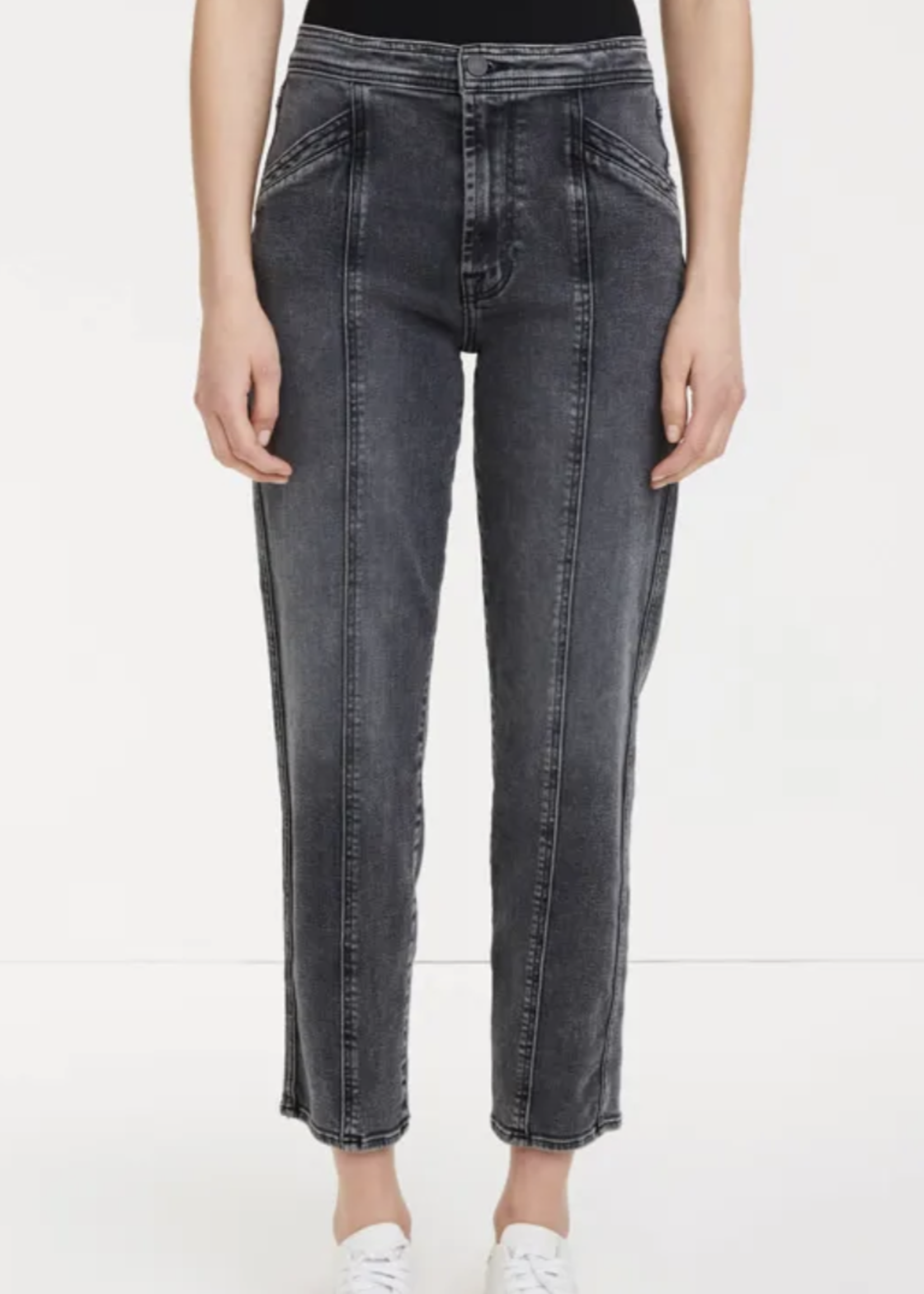 7 For All Mankind 7 For All Mankind Abbey Luxe Vintage Seam Jean