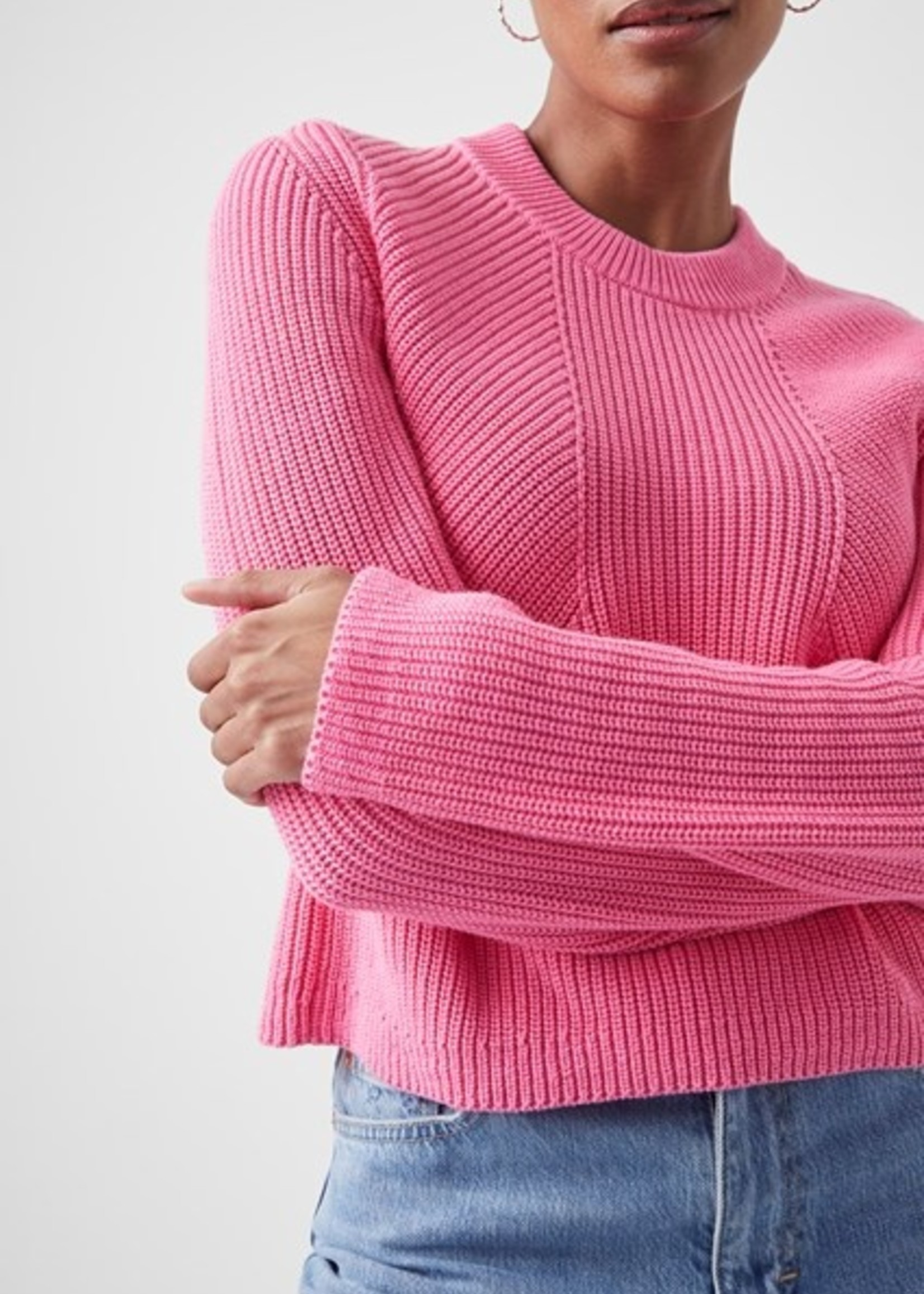 French Connection French Connection Nadia Mozart Rib Knit Jumper