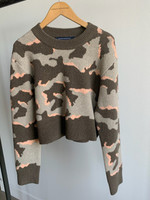 French Connection Kylah Camo Jumper