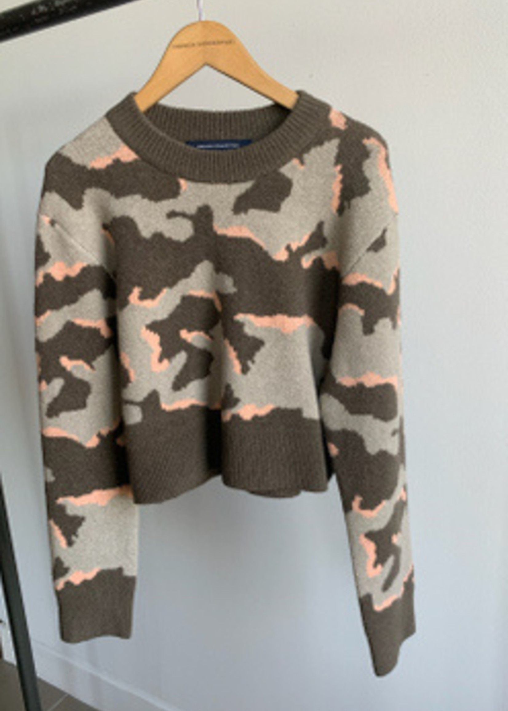 French Connection French Connection Kylah Camo Jumper
