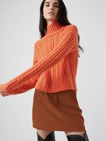 French Connection Jacqueline Cable Knit Jumper