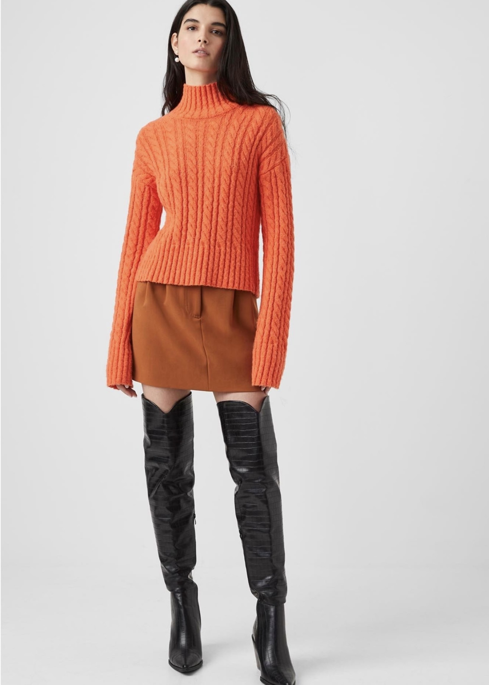 French Connection French Connection Jacqueline Cable Knit Jumper