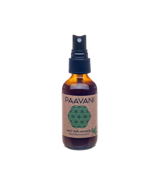 PAAVANI ANTI-ITCH REMEDY FOR POISON OAK & IVY