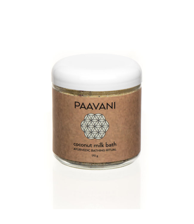 PAAVANI PAAVANI COCONUT MILK BATH