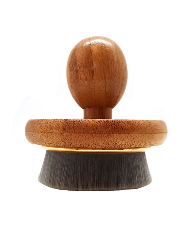 RELAXUS FACE / BODY BAMBOO CHARCOAL BRUSH