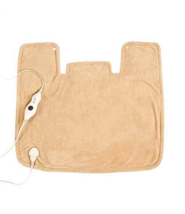 RELAXUS ELECTRIC HEATED NECK + BACK WARMER