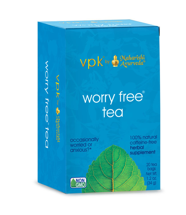 VPK WORRY FREE TEA