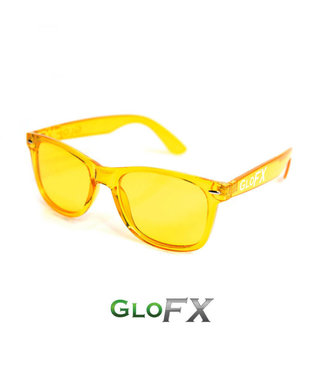 GLOFX GLOFX COLOR THERAPY GLASSES YELLOW