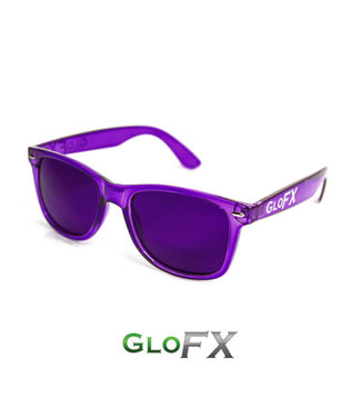 GLOFX GLOFX COLOR THERAPY GLASSES VIOLET