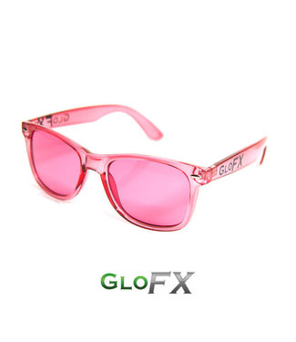 GLOFX GLOFX COLOR THERAPY GLASSES PINK