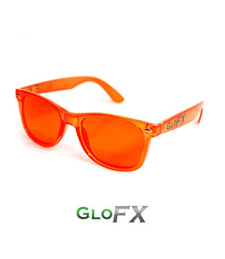 GLOFX GLOFX COLOR THERAPY GLASSES ORANGE