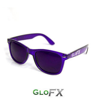 GLOFX GLOFX COLOR THERAPY GLASSES INDIGO