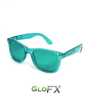 GLOFX GLOFX COLOR THERAPY GLASSES AQUA