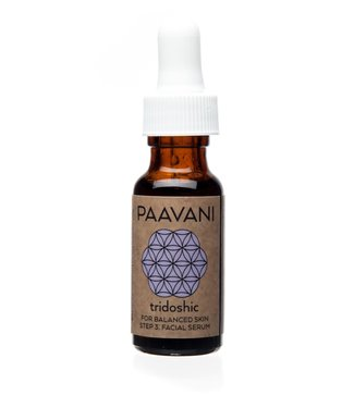 PAAVANI PAAVANI FACIAL SERUM TRIDOSHIC FOR BALANCED SKIN
