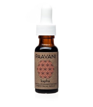 PAAVANI PAAVANI FACIAL SERUM KAPHA FOR OILY SKIN