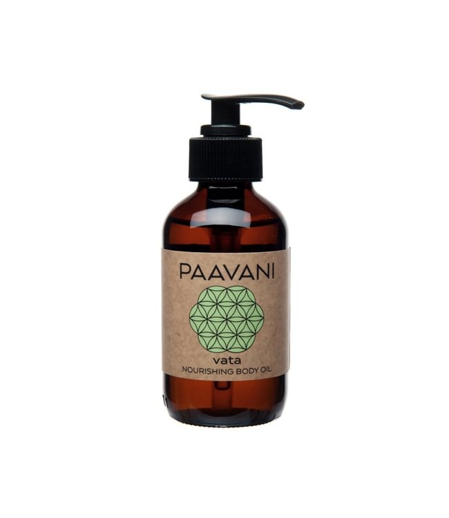 PAAVANI PAAVANI BODY OIL VATA