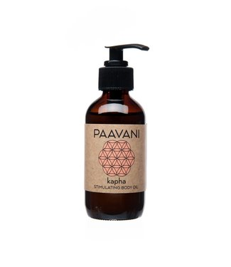 PAAVANI PAAVANI BODY OIL KAPHA