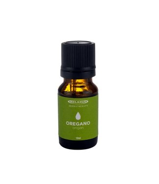 RELAXUS RLX ESSENTIAL OIL SINGLE 10ML BOTTLE OREGANO