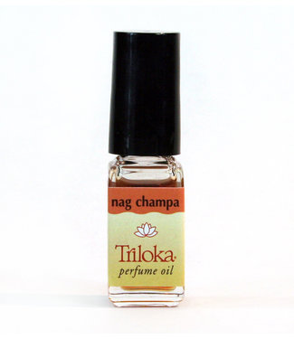 TRILOKA - NAG CHAMPA PERFUME OIL