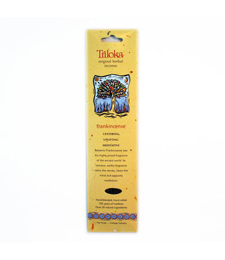 TRILOKA - FRANKINCENSE INCENSE STICK