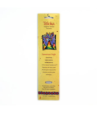 TRILOKA - HAWAIIN HIGH INCENSE STICK