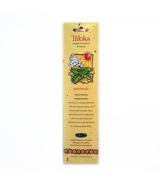 TRILOKA - PATCHOULI INCENSE STICK