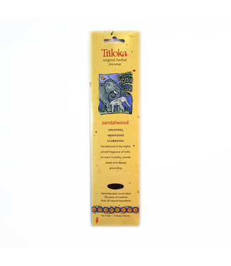 TRILOKA - SANDALWOOD INCENSE STICK