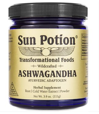SUN POTION SP ASHWAGANDHA 111G