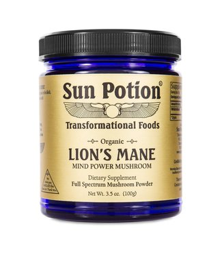 SUN POTION SP LION'S MANE 100G
