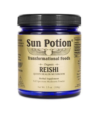 SUN POTION SP REISHI MUSHROOM POWDER 100G