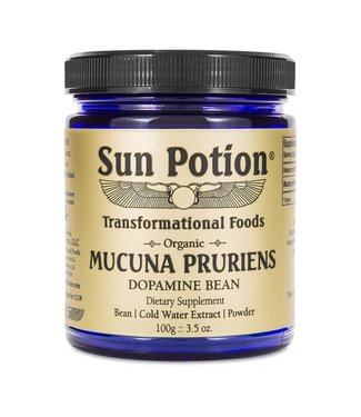 SUN POTION SP MUCUNA PRURIENS POWDER 100G