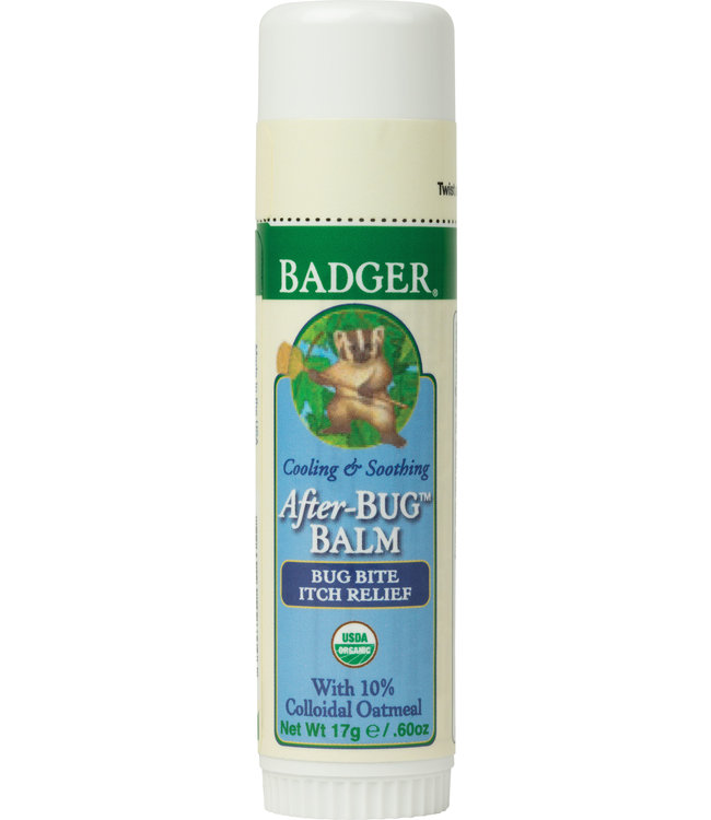 BADGER AFTER-BUG ITCH RELIEF STICK .60OZ