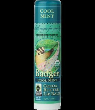 BADGER LIP BALM STICK COOL MINT