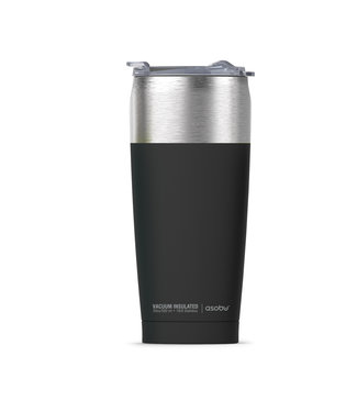 ASOBU TIED TUMBLER TRAVEL MUG