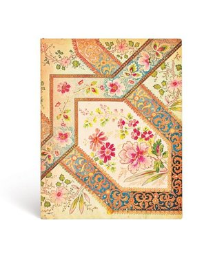 PAPER BLANKS PB NOTEBOOK FLEXI - FILIGREE FLORAL IVORY