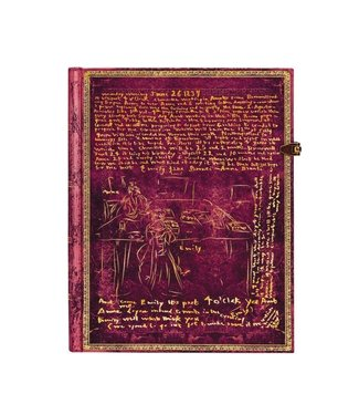 PAPER BLANKS PB NOTEBOOK - THE BRONTE SISTERS ULTRA
