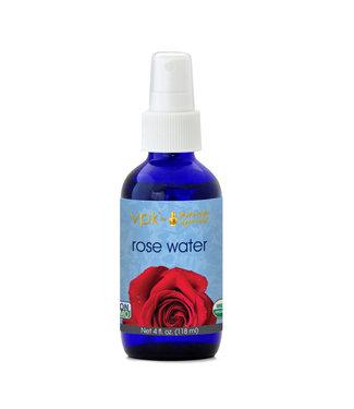 VPK VPK ORGANIC ROSE WATER - 4 OZ