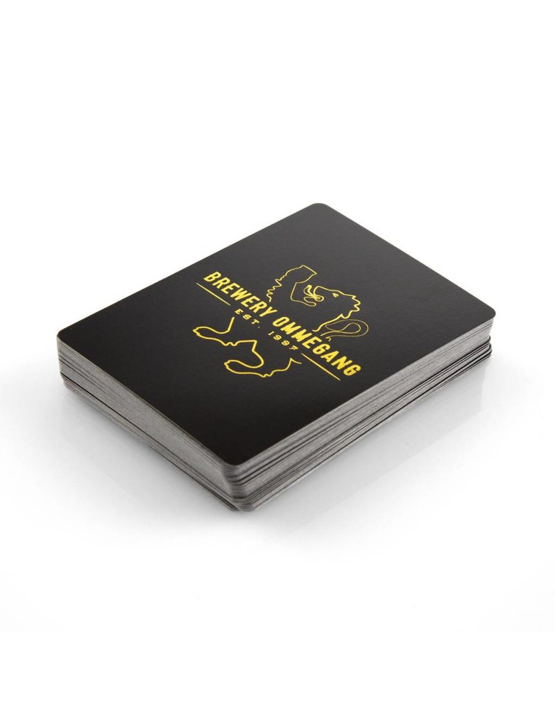 Ommegang Playing Cards