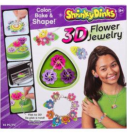 ALEX SD 3D FLOWER JEWELRY