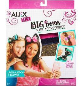 ALEX BIG BOWS HAIR ACESS
