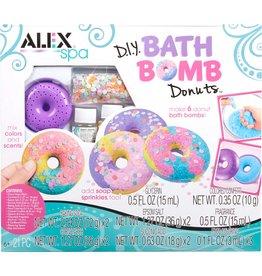 ALEX BATH BOMB DONUTS