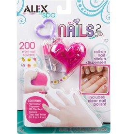 ALEX NAILS 2 GO