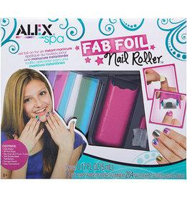 ALEX FAB FOIL NAIL ROLLER