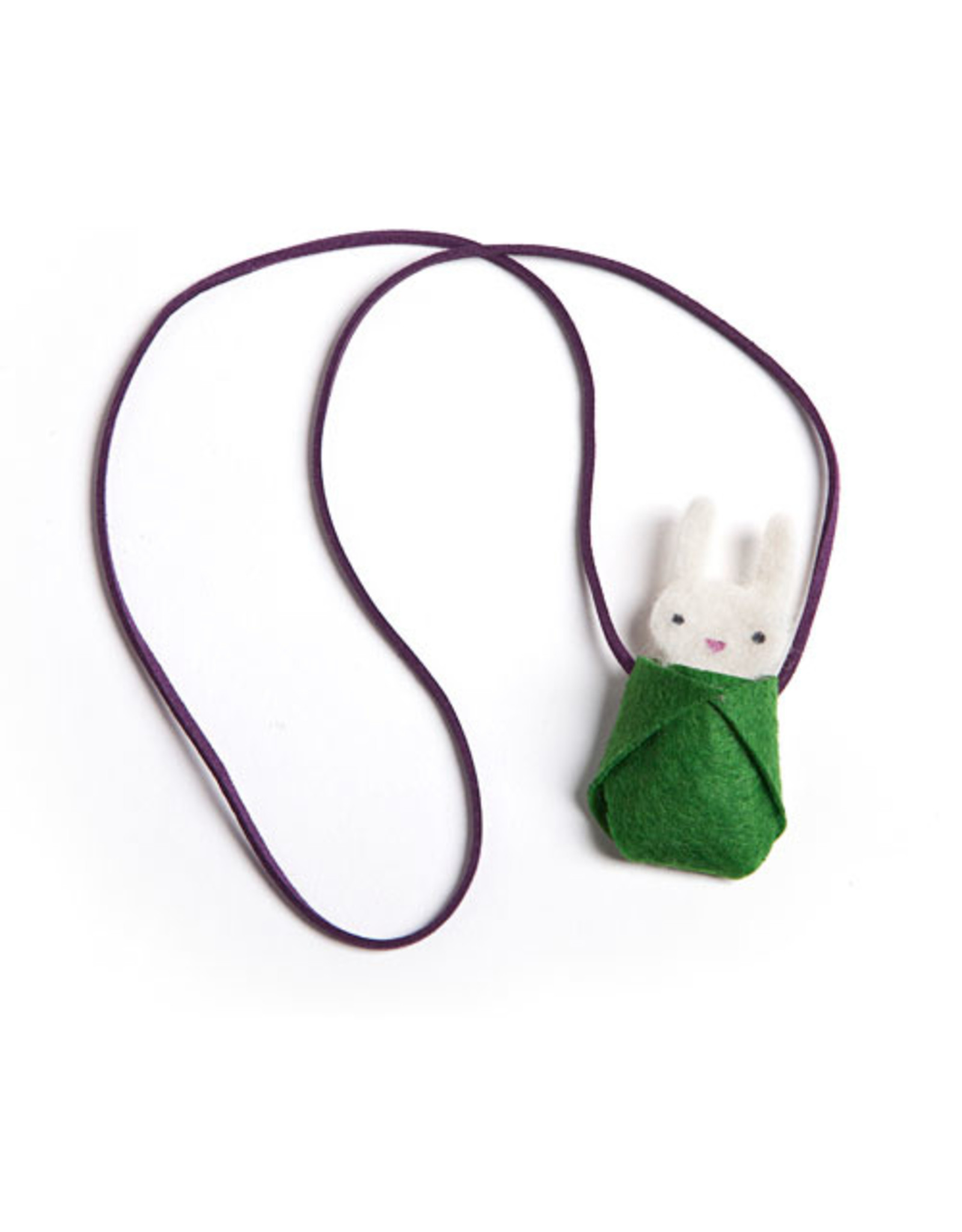 ANN WILLIAMS GROUP Craft-tastic Bunny Necklace Kit-