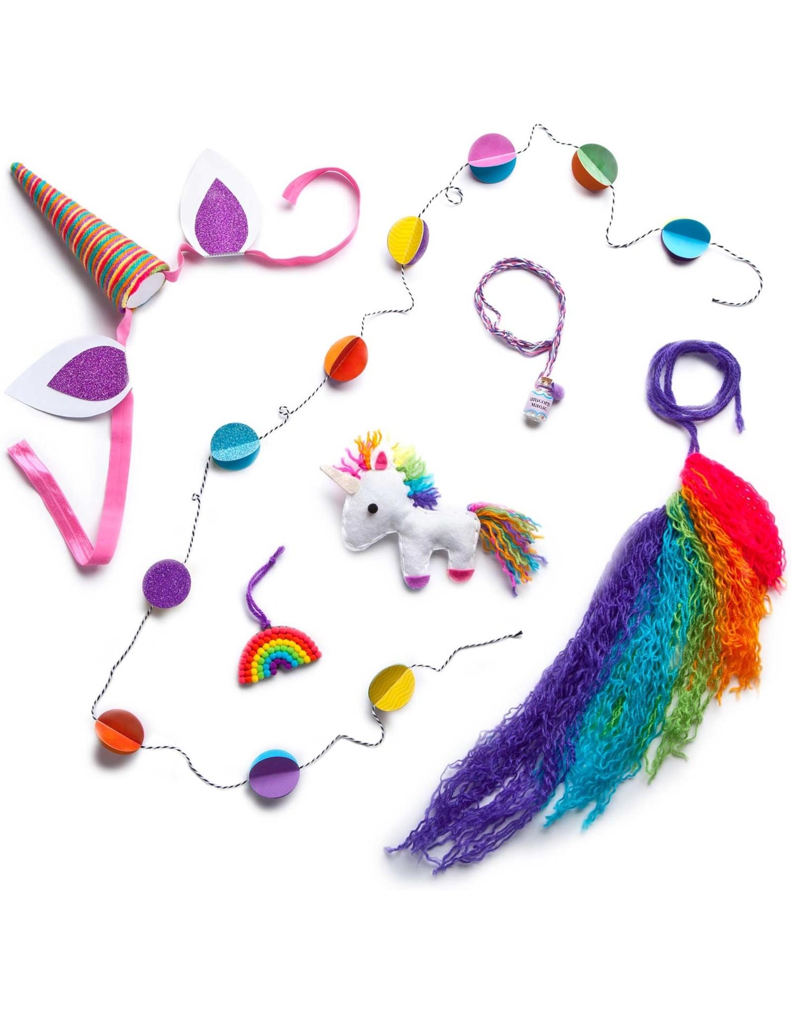 ANN WILLIAMS GROUP Craft-tastic I Love Unicorns Kit