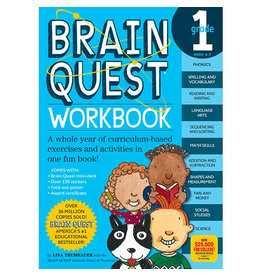 WORKMAN PUBLISHING BQ WKBK- GRADE 1