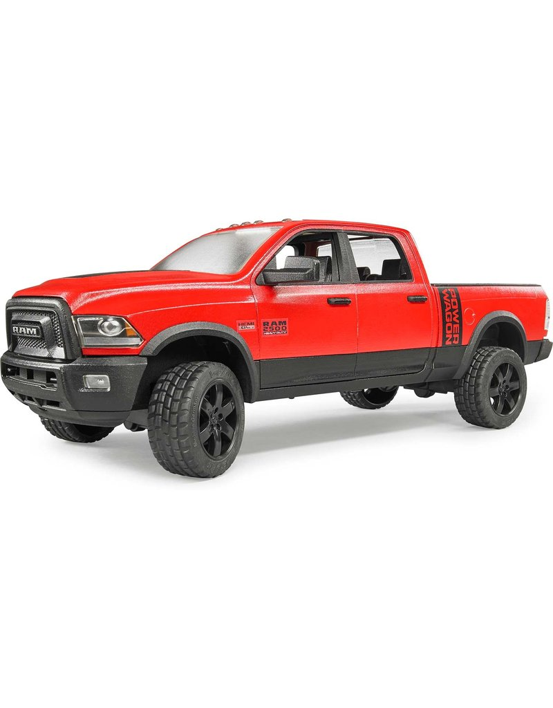 BRUDER TOYS AMERICA INC Ram 2500 Power Pick up Truck