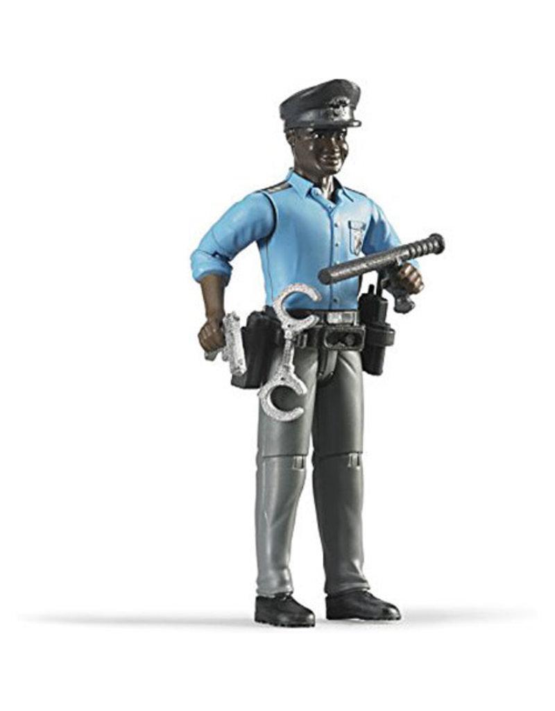 BRUDER TOYS AMERICA INC BRUDER POLICEMAN